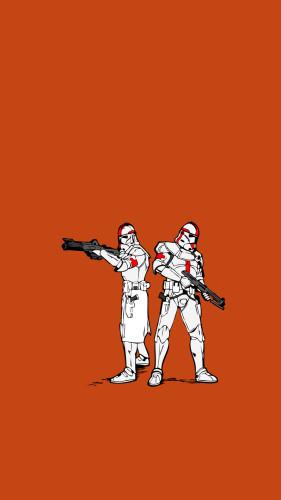 stormtrooper - tapeta